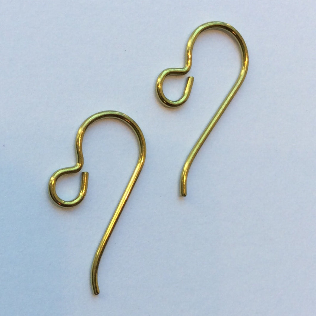 Niobium Ear Wires