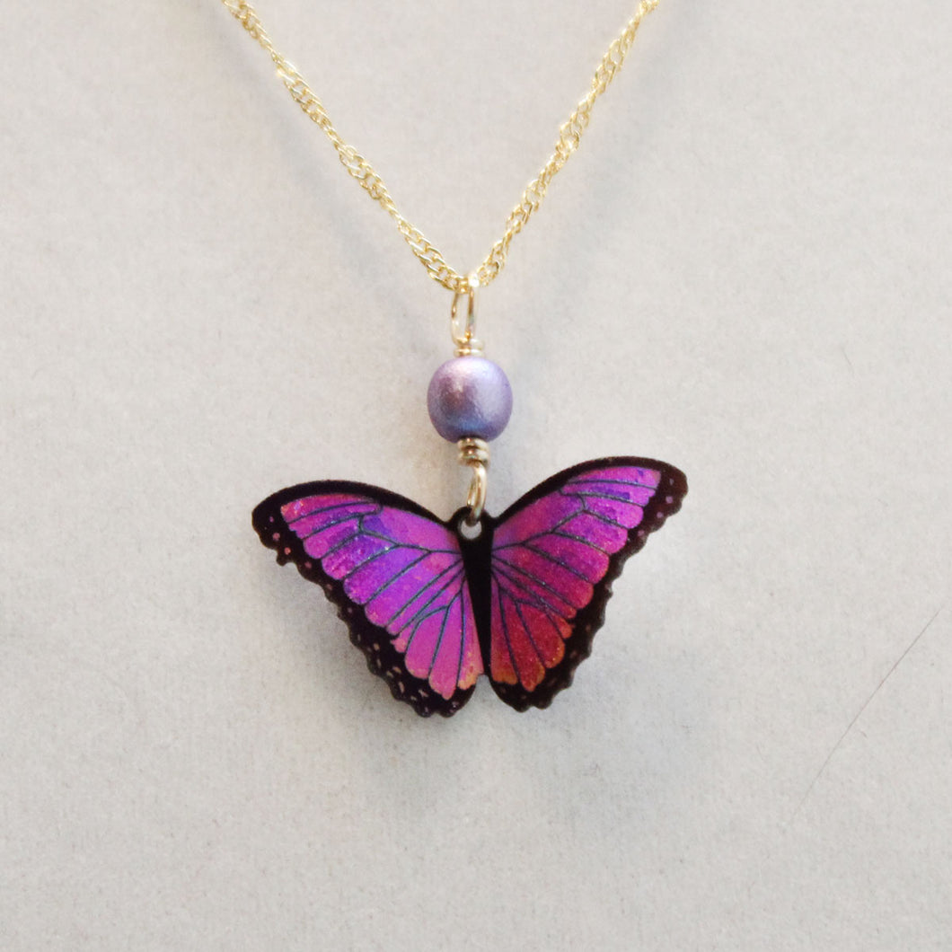Butterfly Pendants