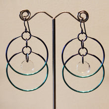 Linking Rings Earrings