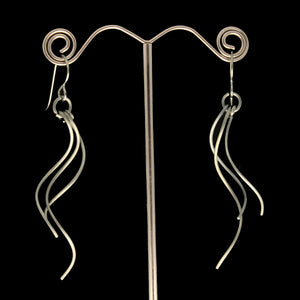 Spanish Moss Earrings