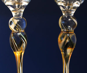 Pair of Wine Goblets