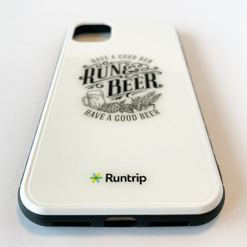 RUN & BEER iPhone11 Case