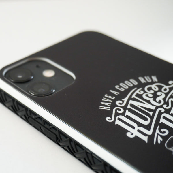RUN & BEER iPhone11 Pro Case(Black)