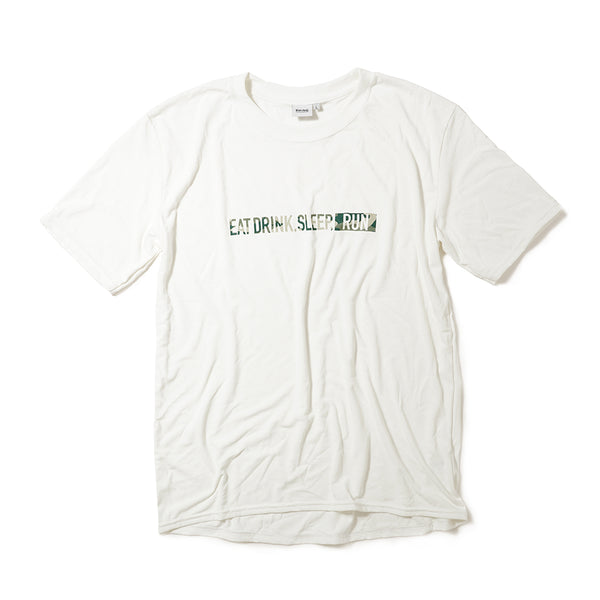 "EAT DRINK SLEEP RUN / STREET Tee Limited ""Camouflage"" Edition"