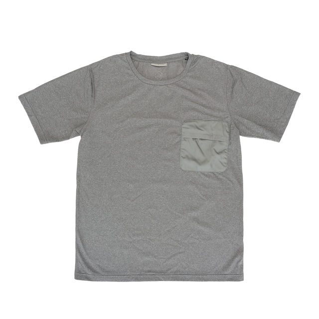 MMA GOAR Packable Pocket Tee (Gray)