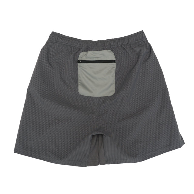 MMA GOAR Packable Run Pants (Gray)