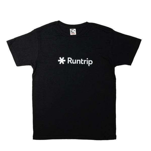 Runtrip Logo(Black)