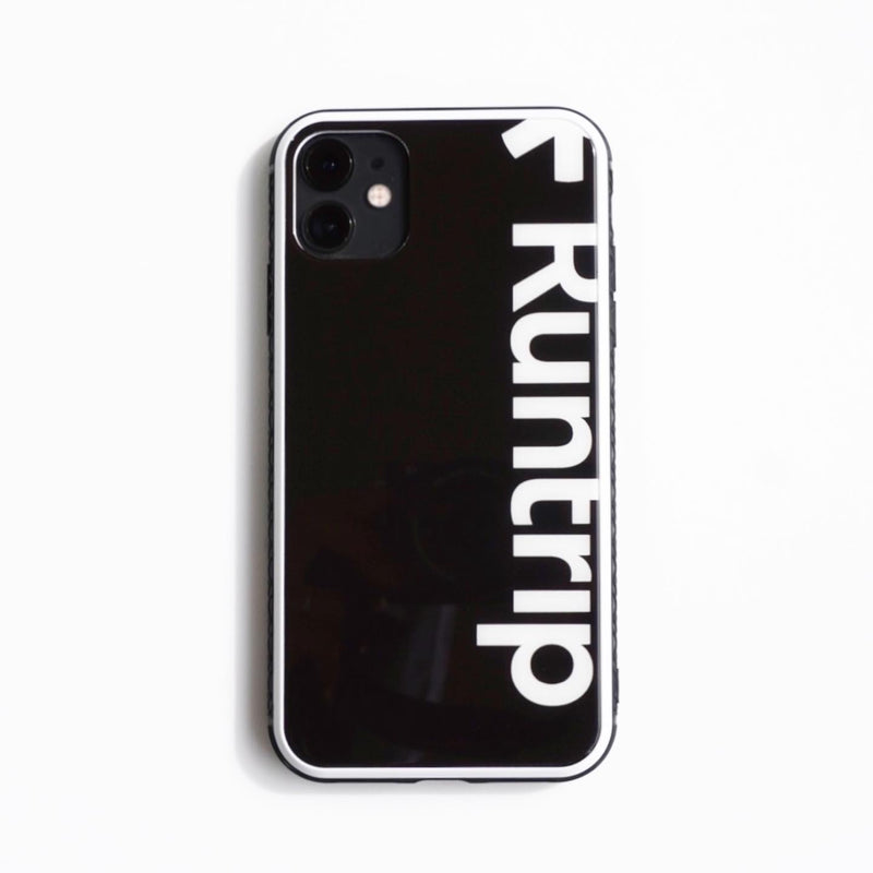Runtrip iPhone Case Black(iPhone7/8/SE2020用)