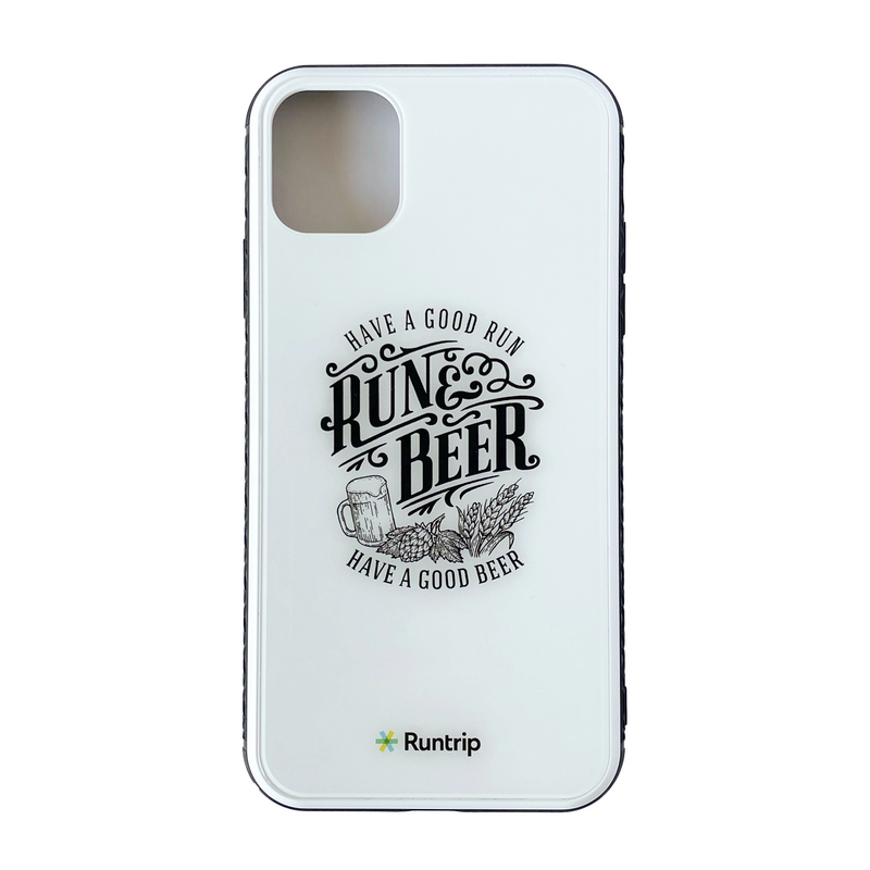 RUN & BEER iPhone11 Pro Case