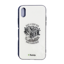 RUN & BEER iPhone7/8/SE2020用 Case