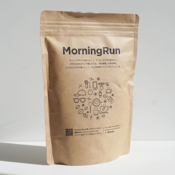 MORNING RUN BLEND (200g) / Runtrip Coffee