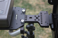 Rigidesigns Para Mount VESA Mount with a Top Mounted Wing Plate (PMWP)