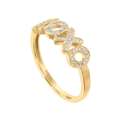 14KT GOLD DIAMOND