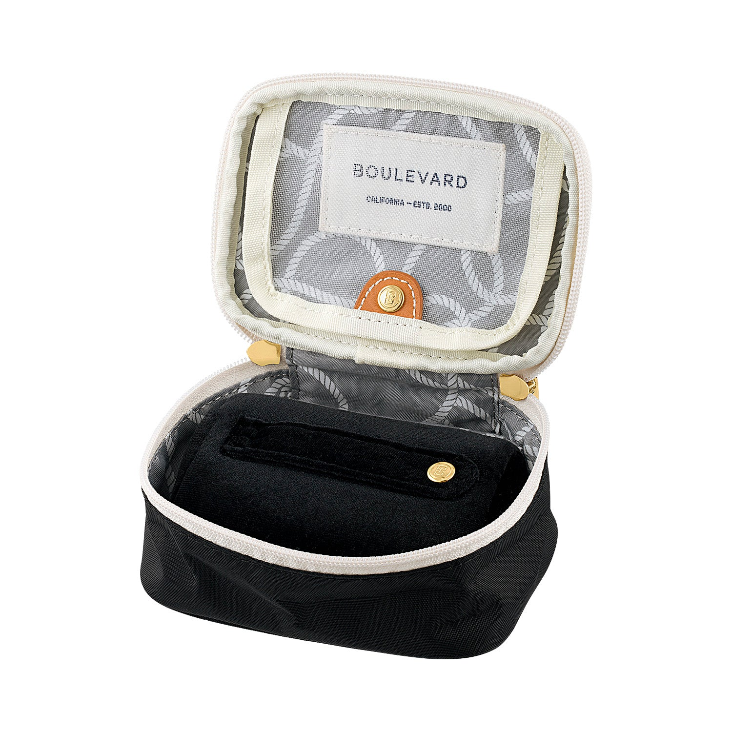 PERSONALIZED JEWELRY CASE
