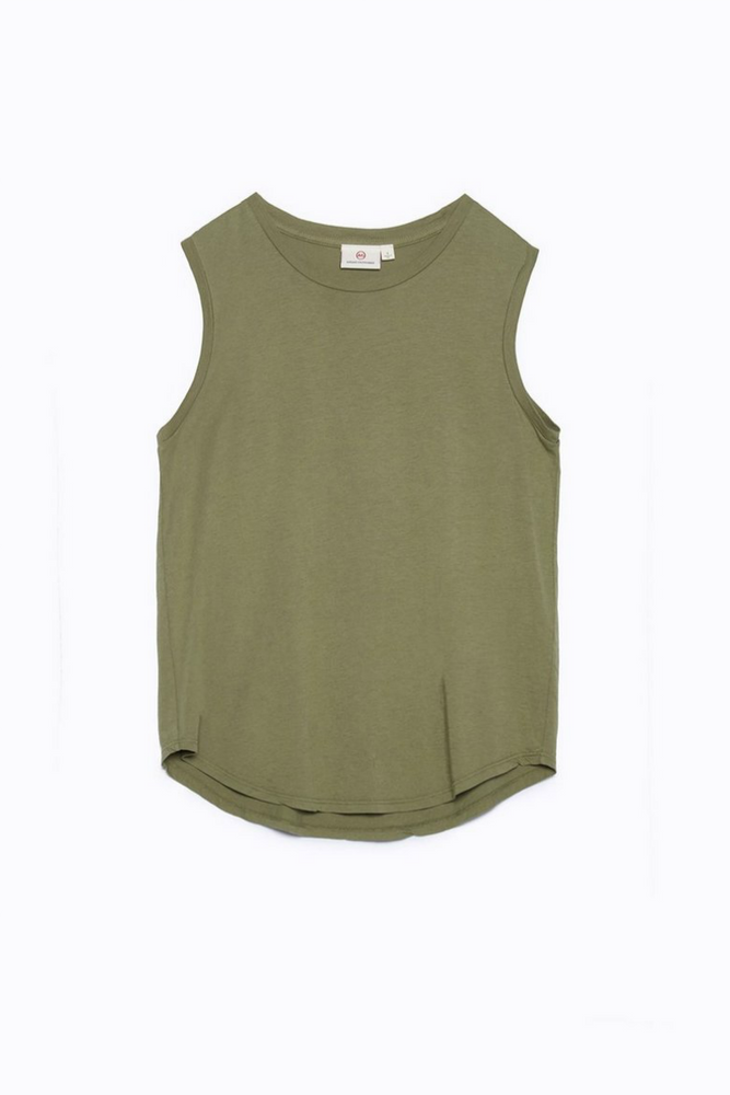 Ashton Cotton Muscle Tank