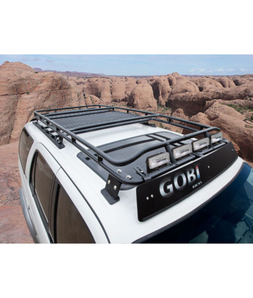 Gobi Racks Toyota 4runner 3rd Gen Roof Rack Jack Wagon