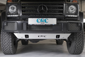g wagon front skid plate underride protection underbody protection black year 2016-2018 ORC g wagen