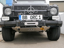 g wagon front skid plate underride protection underbody protection black until year 2015 up to MY 2015 ORC g wagen