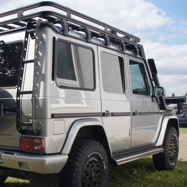 mercedes benz g wagon rear ladder ORC off road