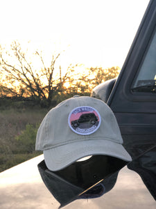 "JWO ""Sunset"" Dad Hat"
