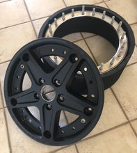 "Hutchinson 18"" Beadlock Wheels - Rock Monster 2059"