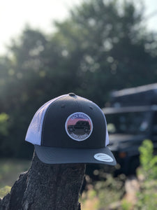 "JWO ""Sunset"" Trucker Hat"