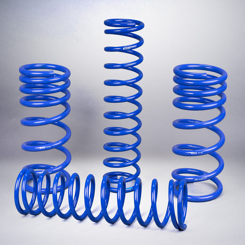 mercedes benz g wagon ORC Blue Coil Springs Spring suspension system lift kit blue springs g320 g500 g550 g63 g65 amg g professional g wagen gwagon