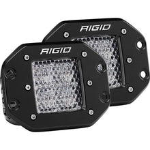Rigid Industries D Series LED Flood Spot Diffused Light Bar Pod Surface Mount Flush Mount Heavy Duty