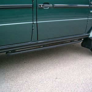 mercedes benz g wagon rock panel protection rock slider ORC