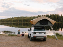 front runner outfitters roof top tent g wagon land rover discovery