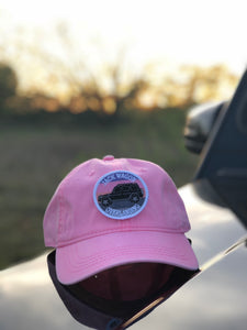 """Sunset"" Dad Hat"