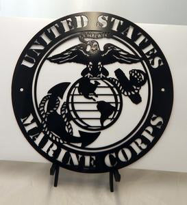 Military Seal - Marines