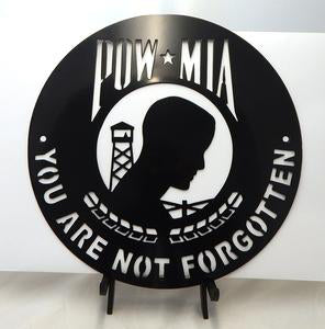 Military Seal - POW MIA