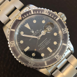 Rolex Submariner 1982 , 16800 transitional