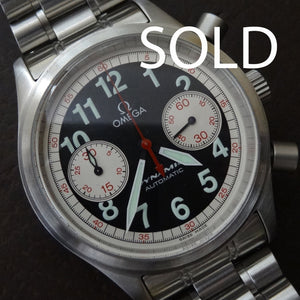 Omega Dynamic 2004 , ltd edition Targa Florio. Unworn!