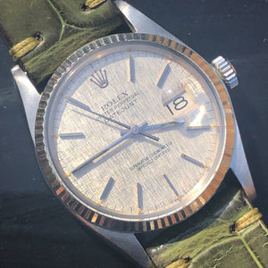 Rolex 16014 Datejust quickset 1981