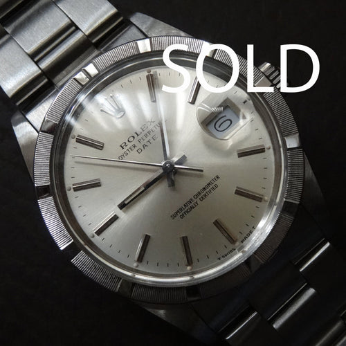 Rolex 15010 Oyster perpetual 1988.