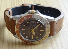 Rolex GMT Master 16753 , Root Beer. Box/papers 1982