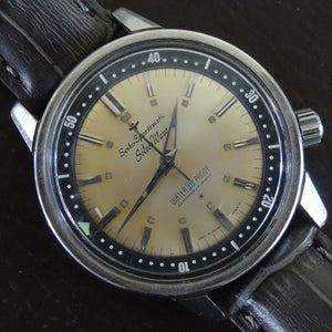Seiko sportsmatic 60's rare piece