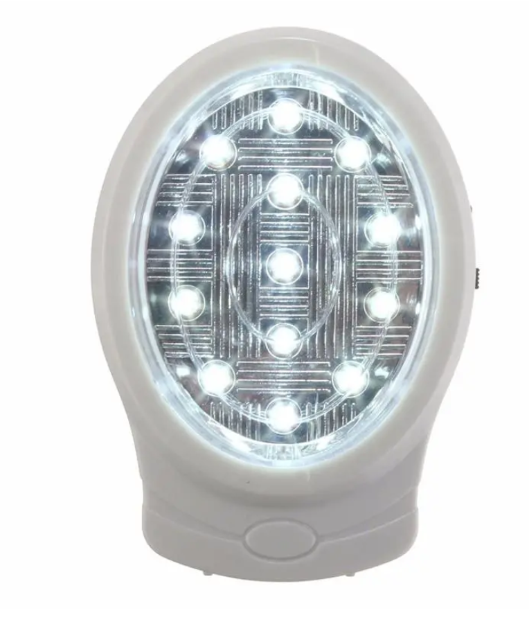13 LED Rechargeable Home Emergency Light Automatic Power Failure Lamp