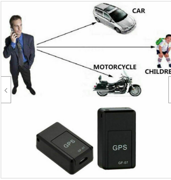 Mini GPS Tracker GF-07 Real Time Car Locator Magnetic GSM-GPRS Device