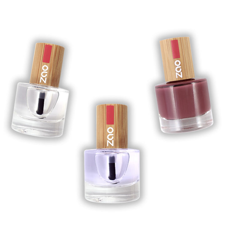 Pack Ongles Zao -20%