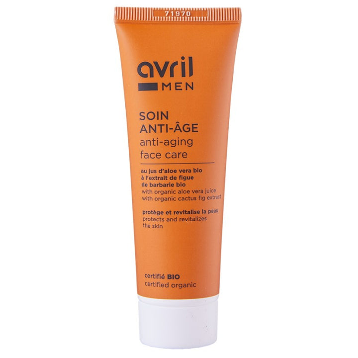Avril - Soin anti-âge Homme - 50 ml Bio