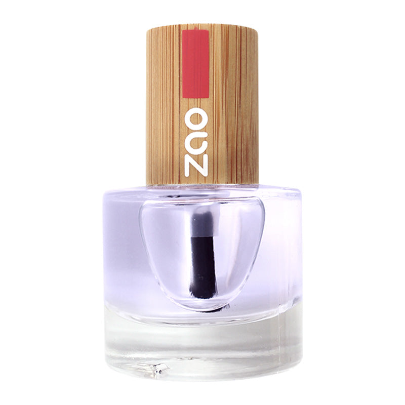 zao make up vernis à ongles durcisseur 635