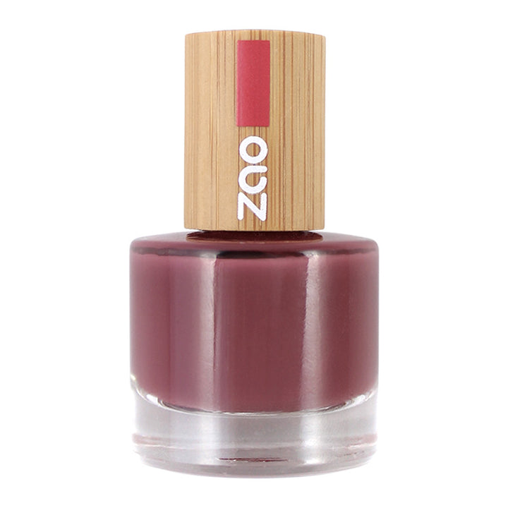 zao make up vernis à ongles 667 rose amarante