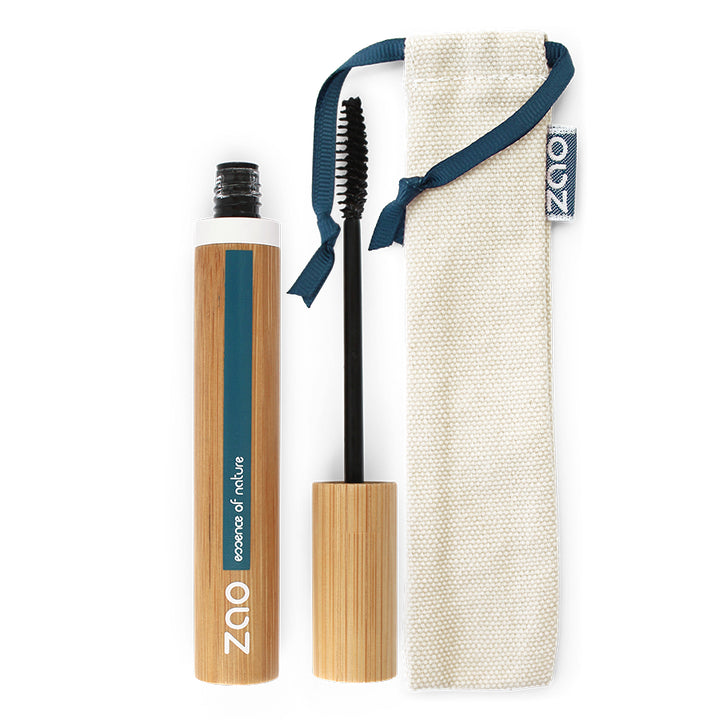 zao mascara volume et gainage 085 ebene certifié bio