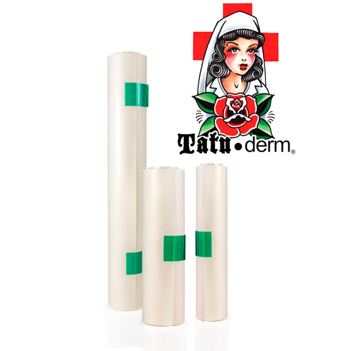 Tatu-Derm Breathable Tattoo Protection Rolls