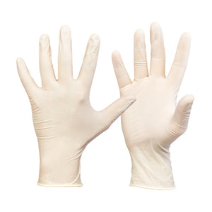 CPNP01 Latex disposable non-powdered gloves — theNeedleParlor.com