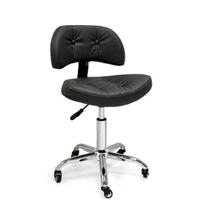 Ultra-Durable Countour Swivel Stool with Backrest
