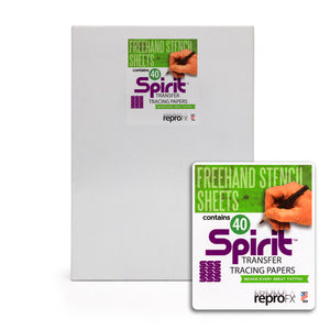 Spirit Transfer Tracing Papers